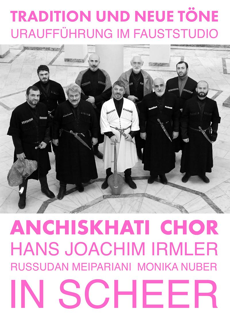 Monika Nuber Anchiskati Chor